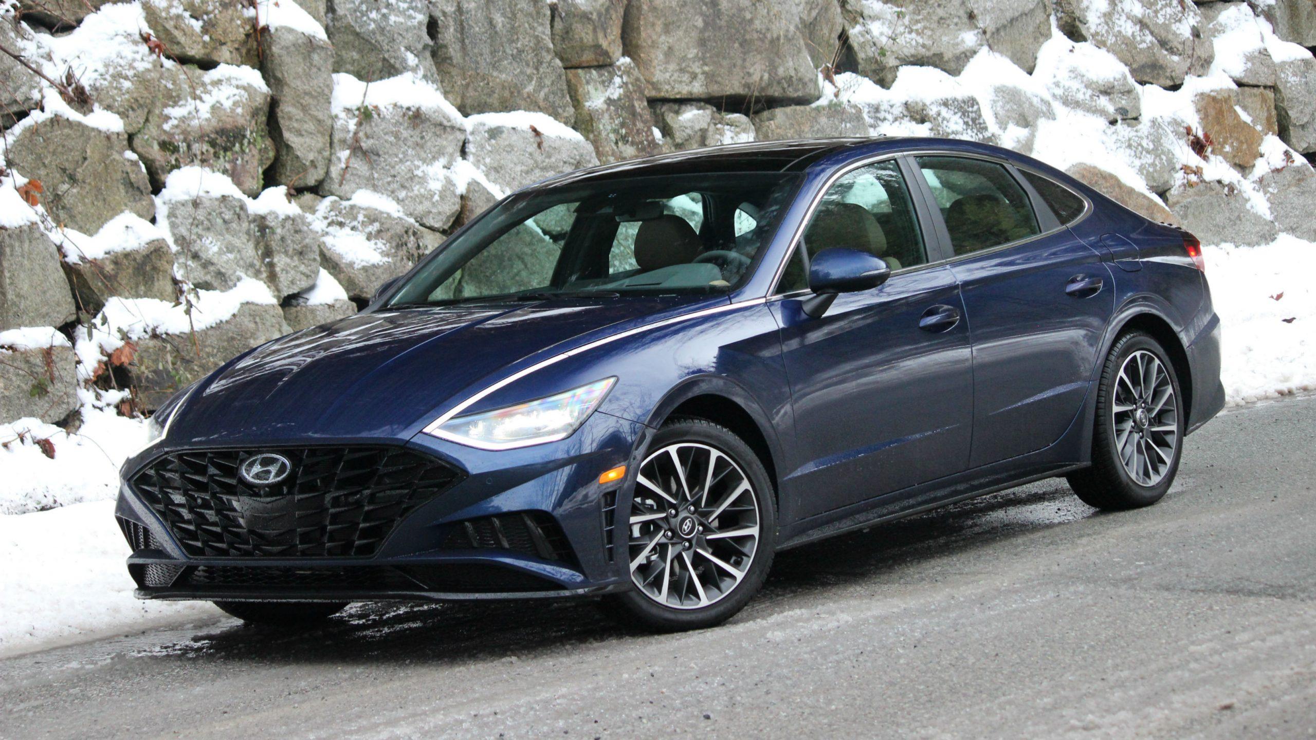 Review: 2020 Hyundai Sonata Ultimate