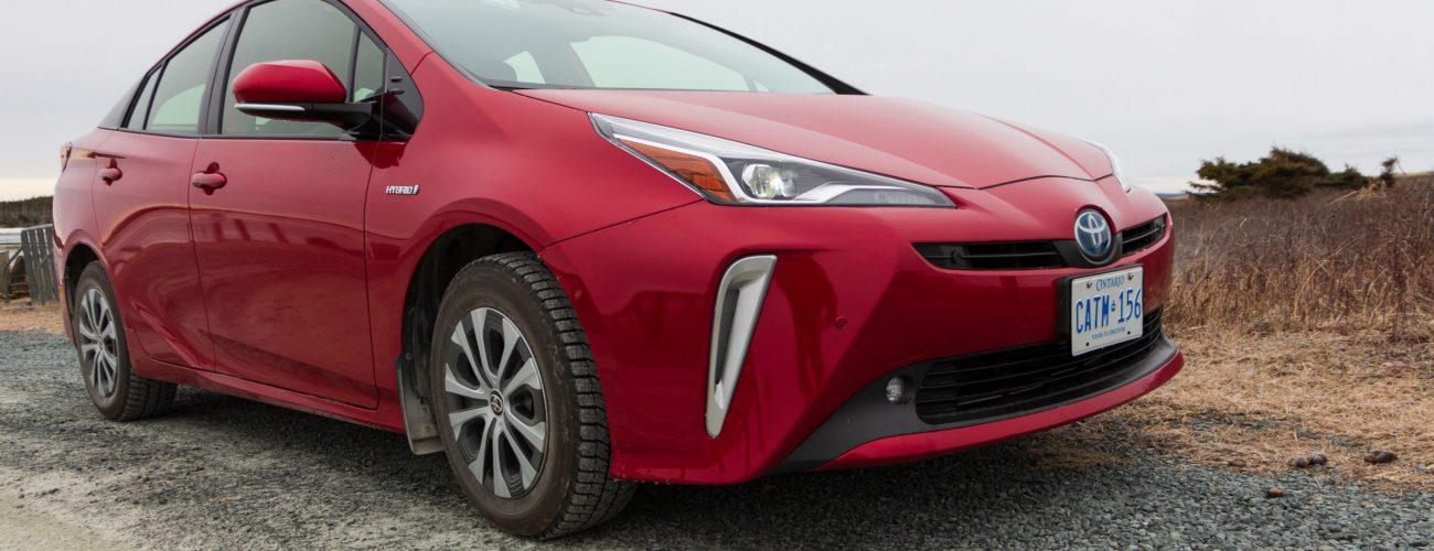 Review: 2020 Toyota Prius AWD-e