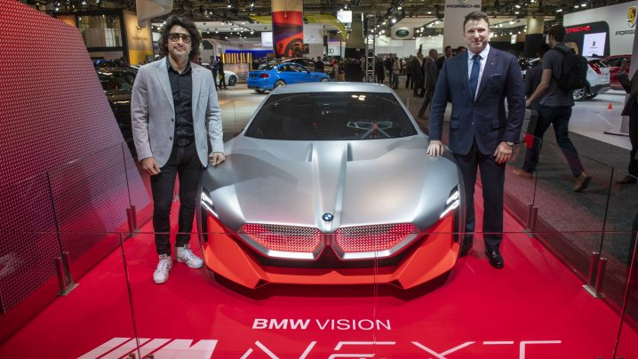 Vision M Next Concept
