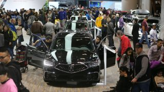 Canadian International AutoShow Report
