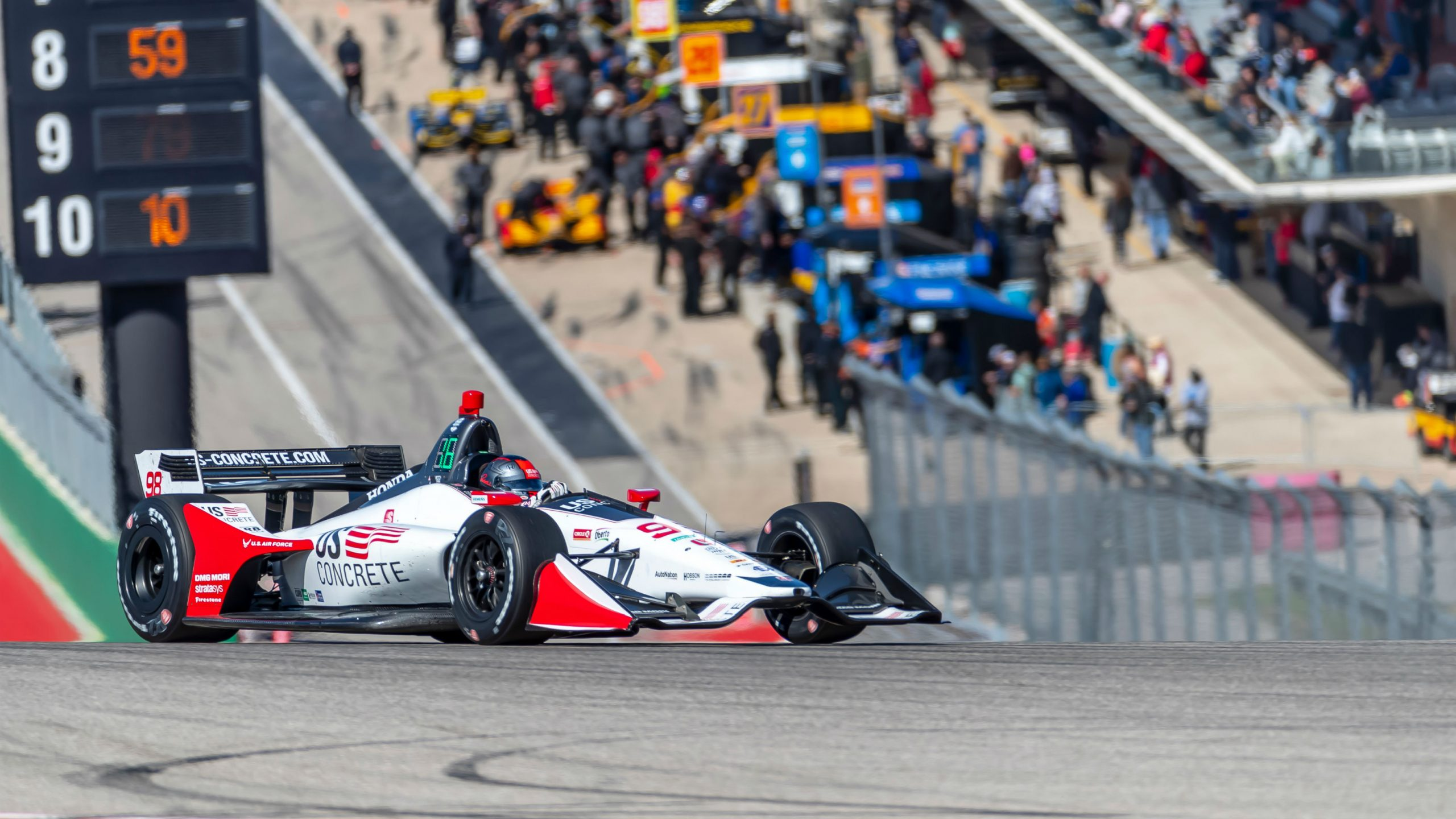 IndyCar races available on free TV