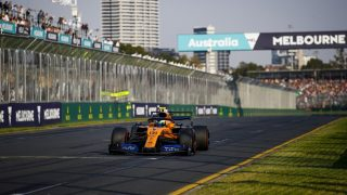 Australian GP cancelled