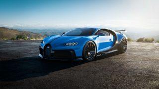 Bugatti's Chiron is the Pur Sport
