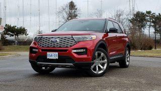 Review: 2020 Ford Explorer Platinum