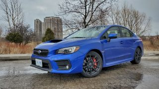 Review: 2020 Subaru WRX Sport-tech RS