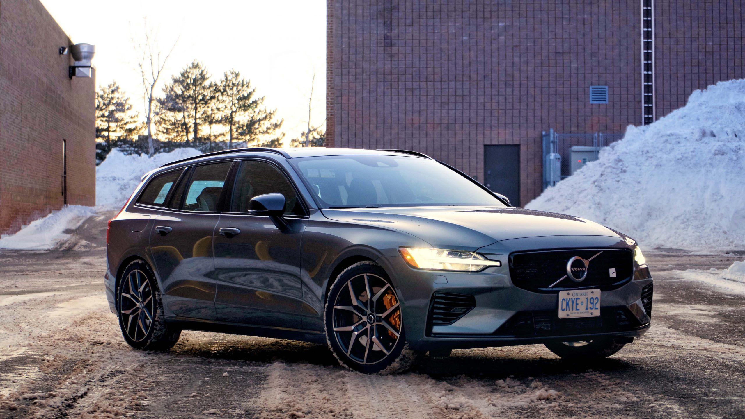 2020 Volvo V60 Polestar