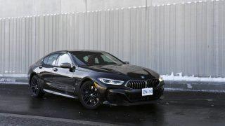 BMW M850i Gran Coupe