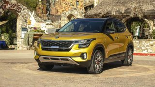 First Drive: 2021 Kia Seltos