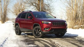 Review: 2020 Jeep Cherokee Altitude