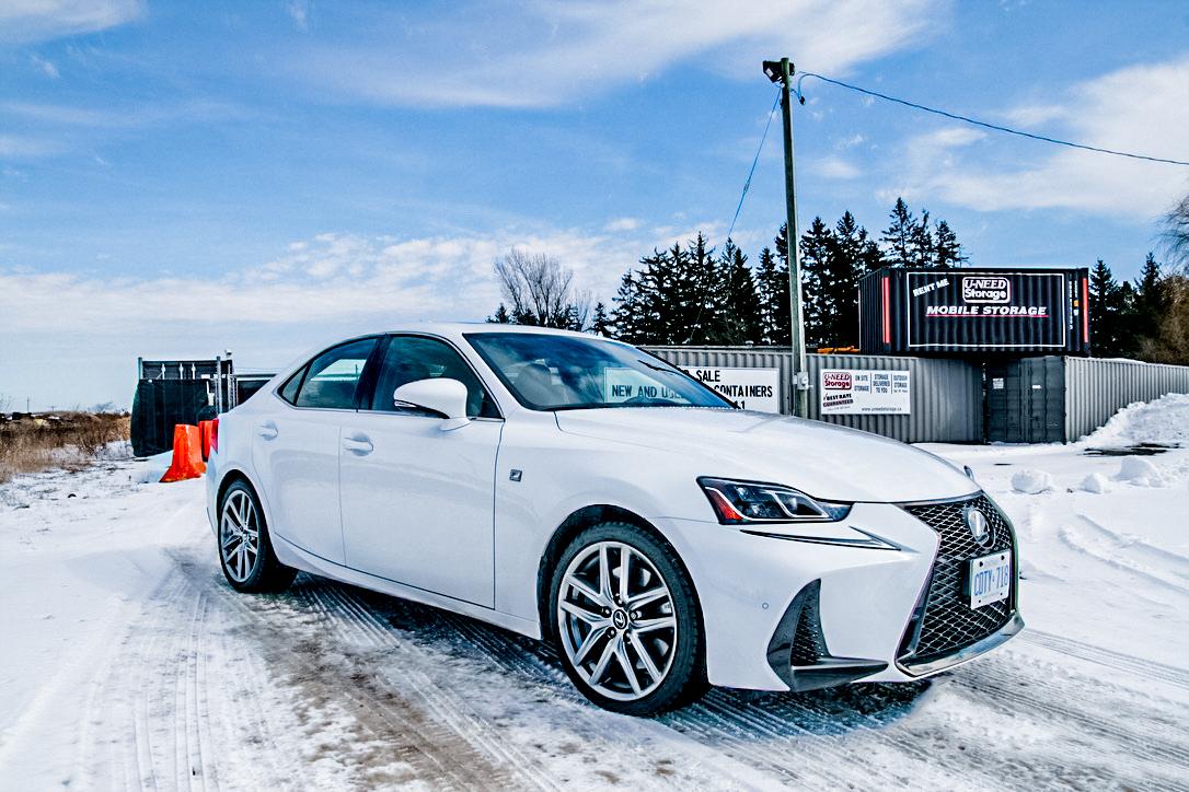 review: 2020 lexus is 350 awd f-sport - wheels.ca