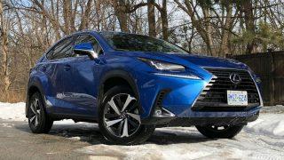 Review: 2020 Lexus NX300h
