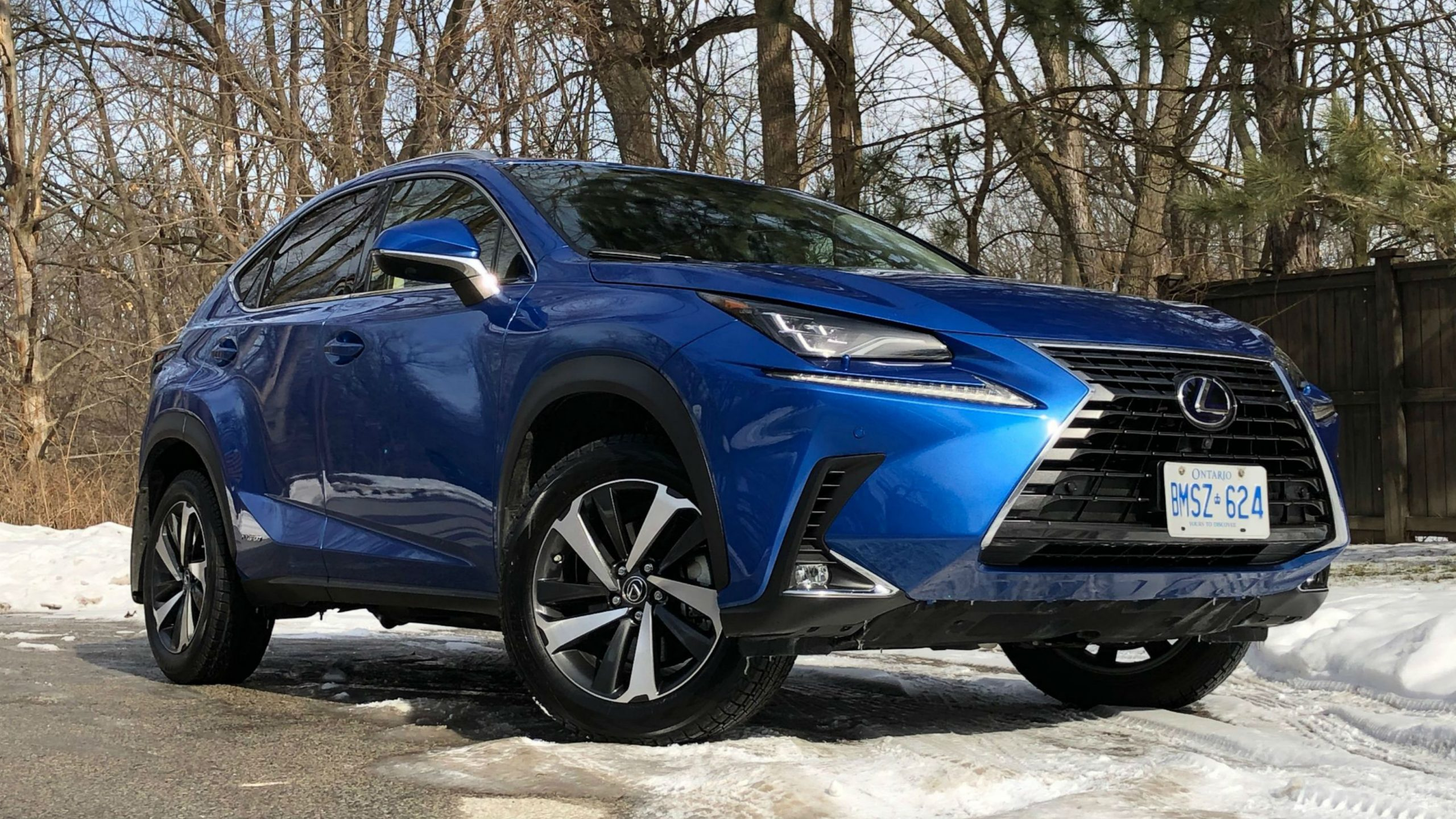 Review: 2020 Lexus NX300h