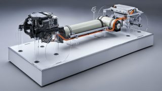 The BMW i Hydrogen Next