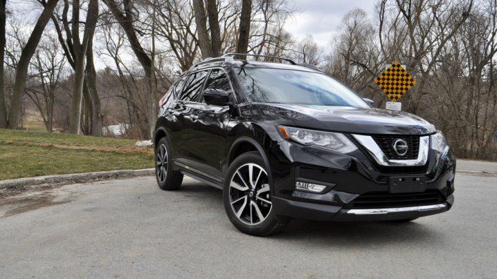 Review: 2020 Nissan Rogue SL AWD Platinum