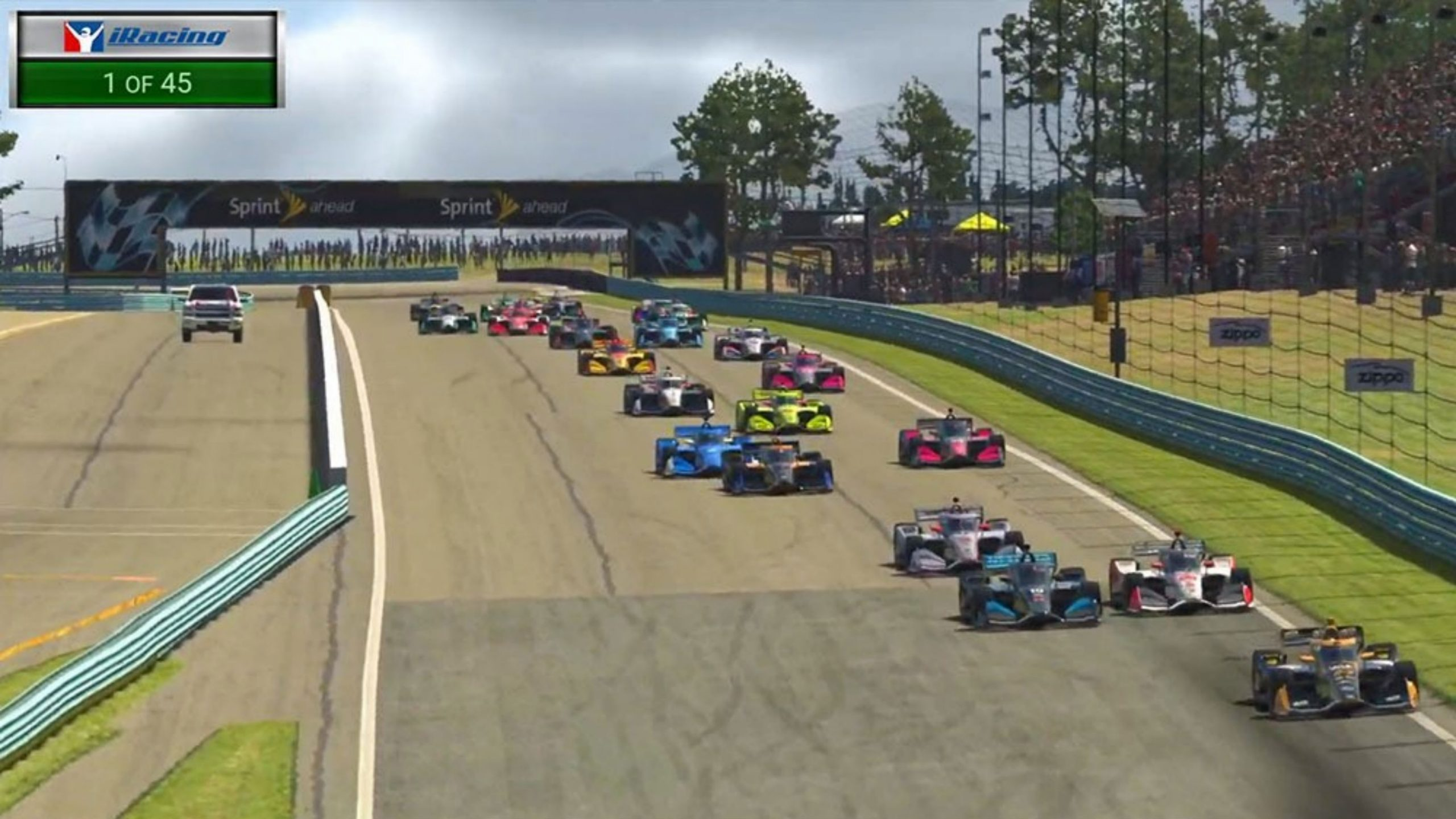 Cancel Auto Racing in 2020