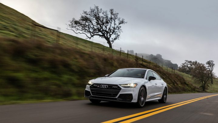 Audi's 2.9L V6