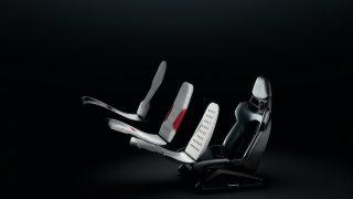 3D-printed seat