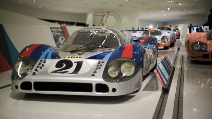 Amazing Virtual Auto Museums