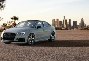 Audi RS 3 Nardo edition