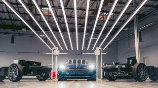 Karma Announces Revero GTE Sedan