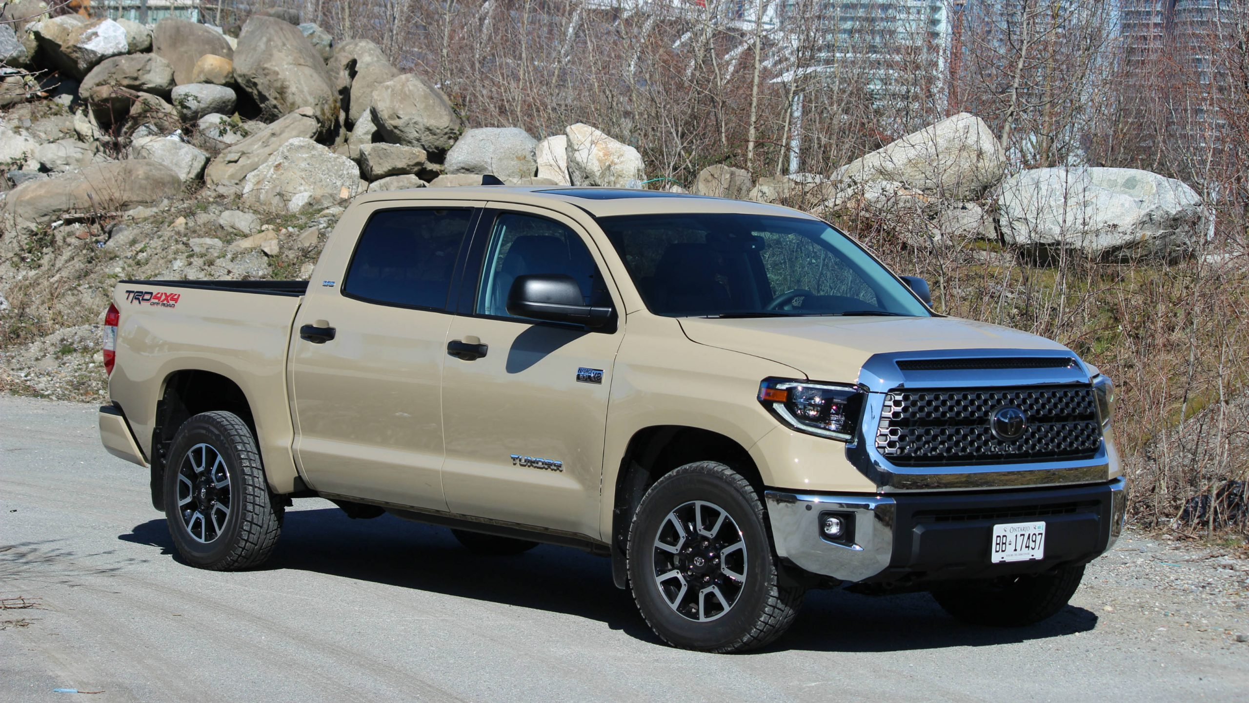 Review 2020 Toyota Tundra Trd Off Road Wheels Ca