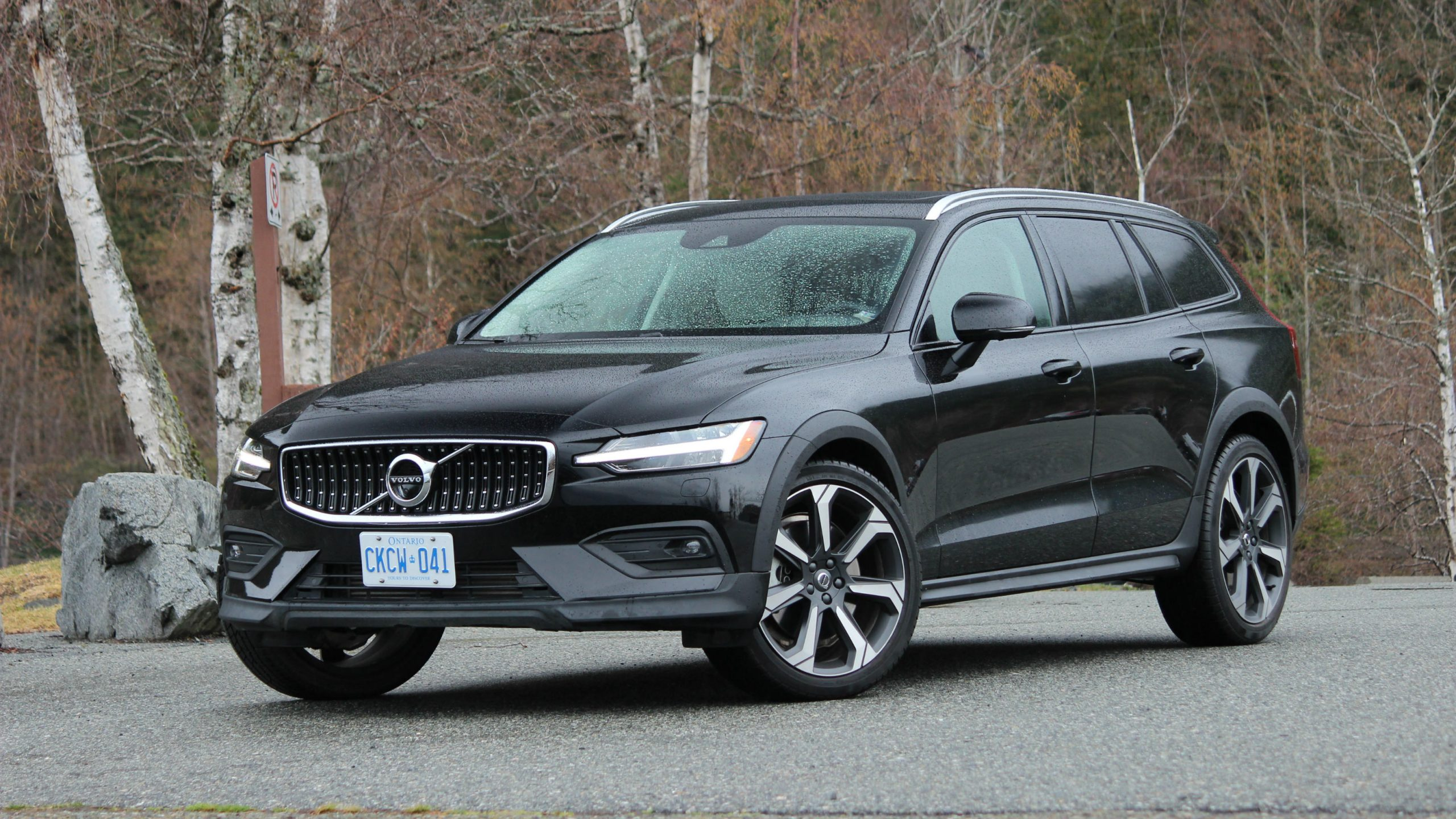 Review 2020 Volvo V60 Cross Country Wheels Ca
