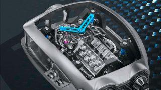 Bugatti Chiron Tourbillon