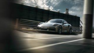 Porsche's new 911 Turbo S