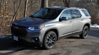 Review 2020 Chevrolet Traverse RS