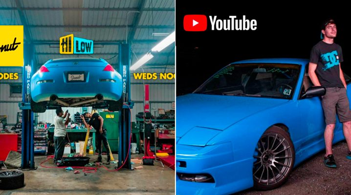 YouTube Car Shows