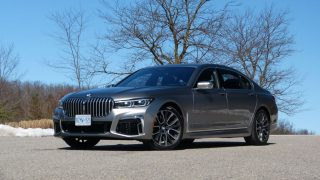 Review: 2020 BMW 750Li xDrive