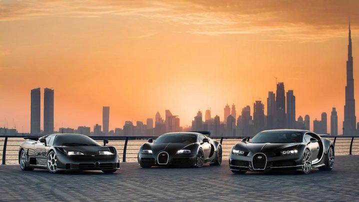Bugatti Dubai