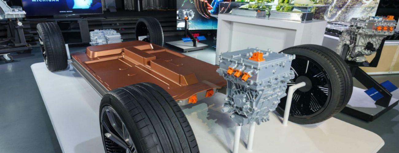 Honda GM EV Partnership