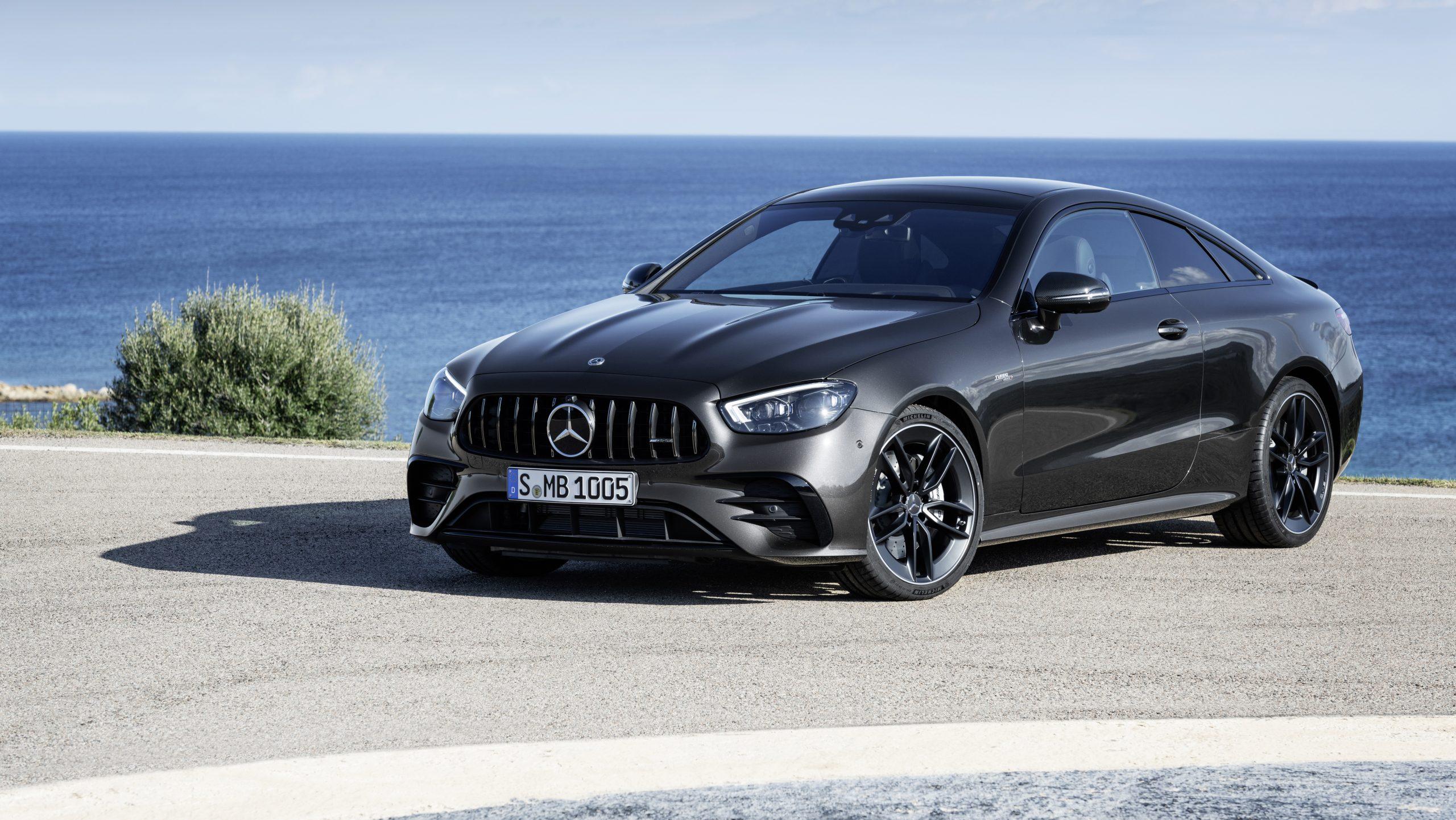 2021 Mercedes E-Class Coupe