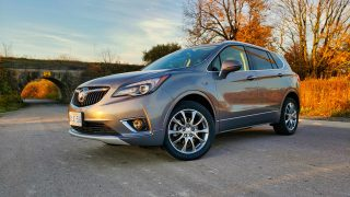 Review 2020 Buick Envision