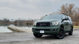 Review 2020 Toyota Sequoia TRD Pro