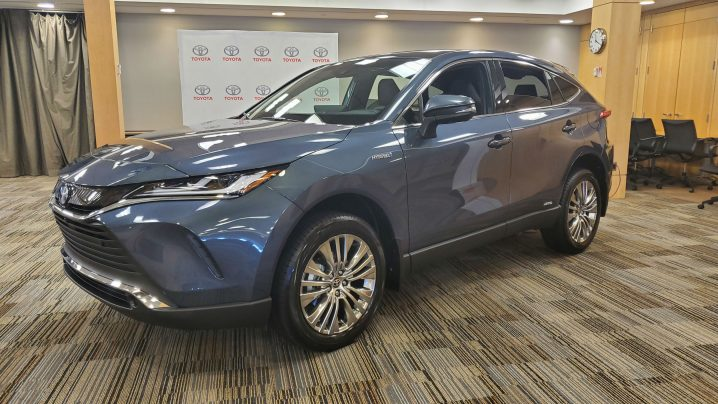 Preview: 2021 Toyota Venza
