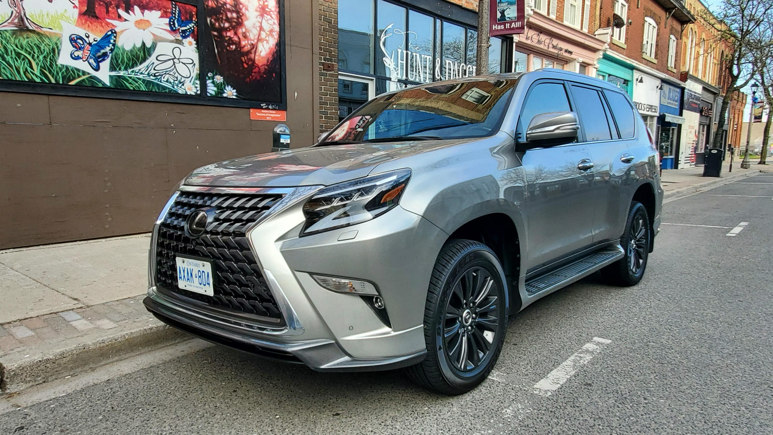 Review 2020 Lexus GX 460
