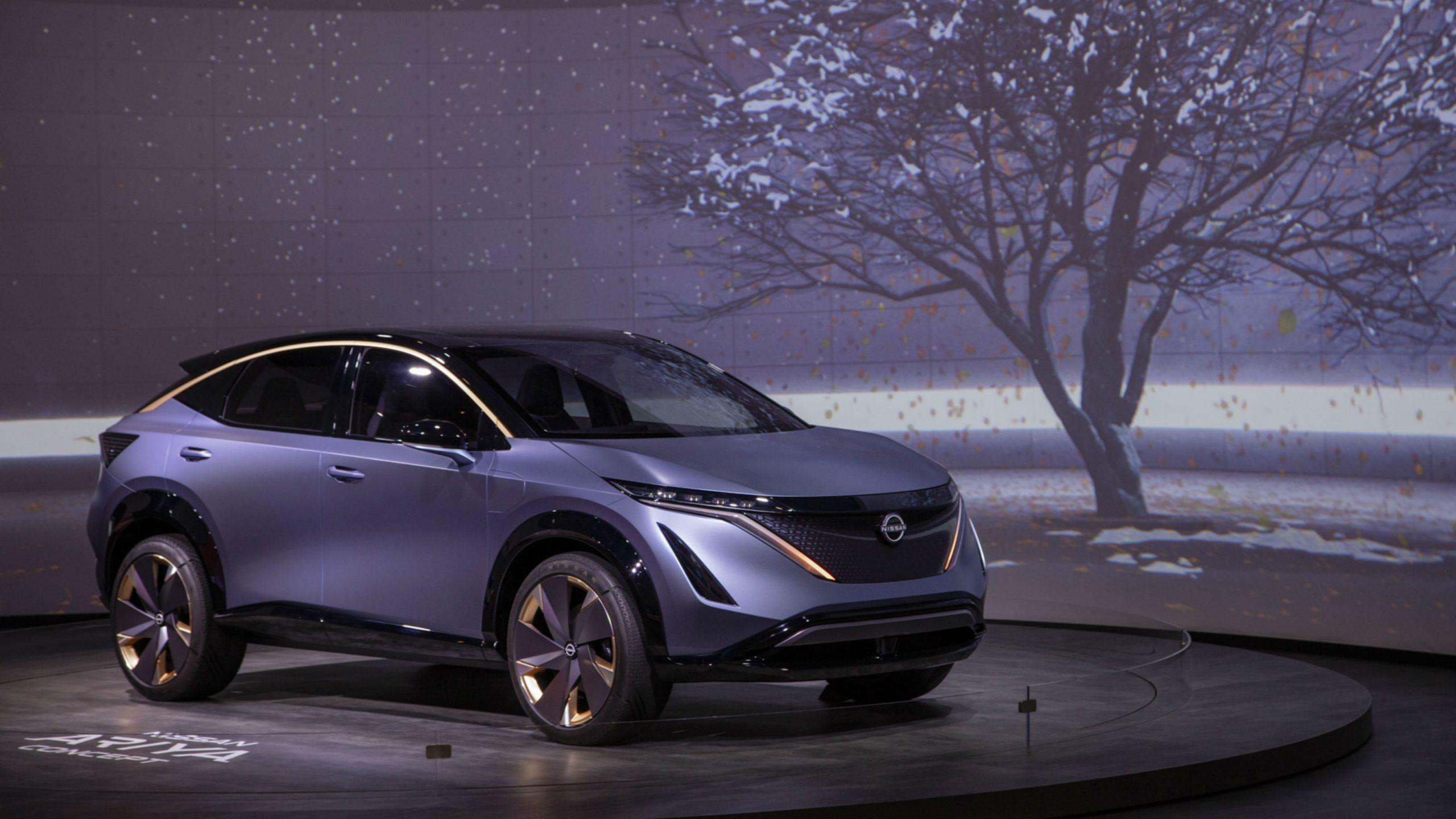 Nissan Reveals