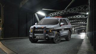 Police Pursuit Tahoe