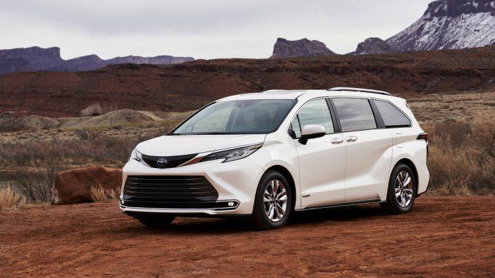 Toyota Sienna Venza Hybrid