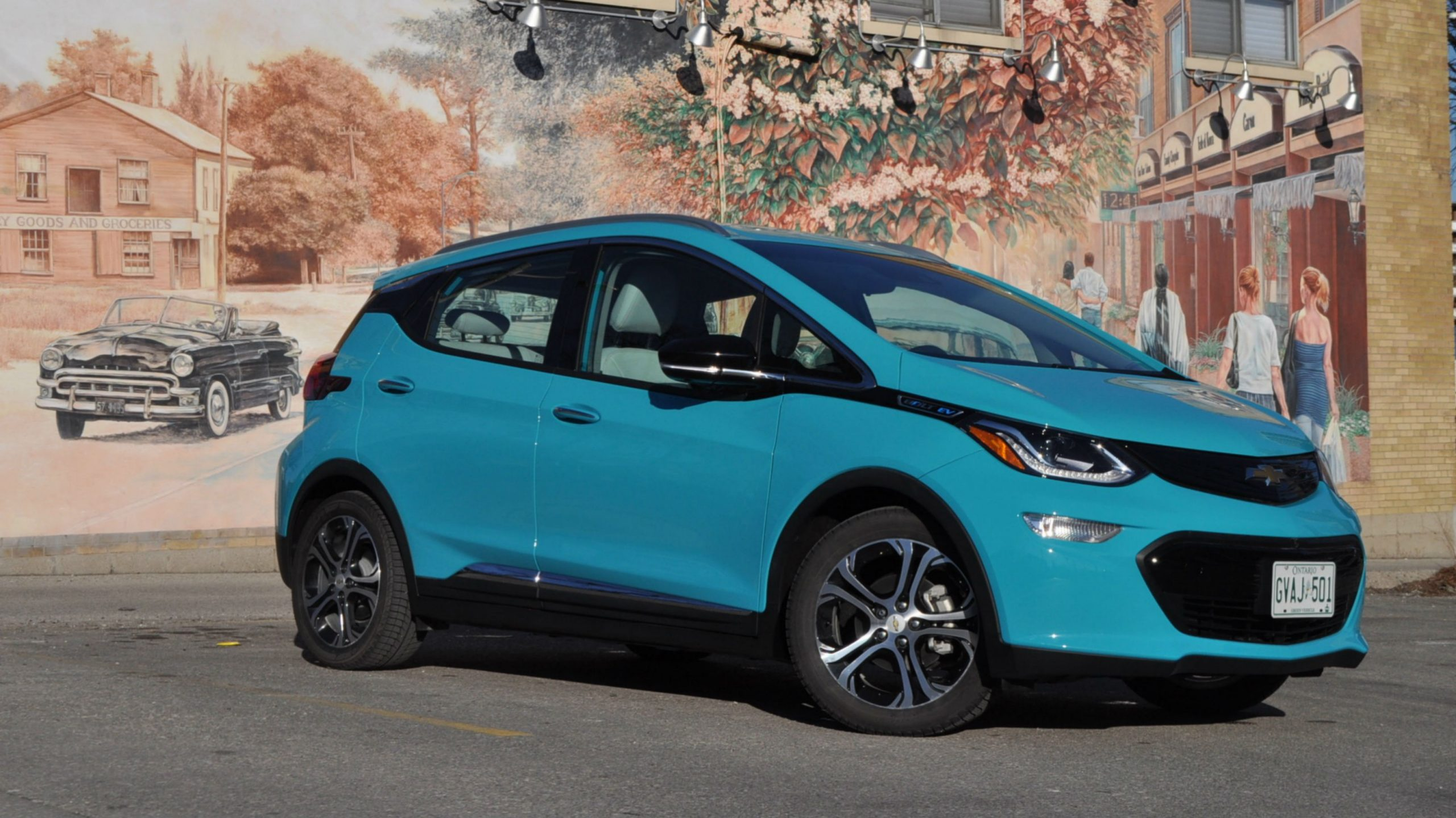 Review: 2020 Chevrolet Bolt Premier
