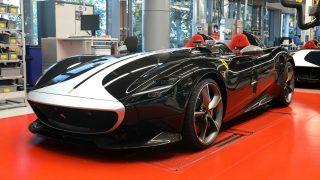 Ferrari Resumes Production