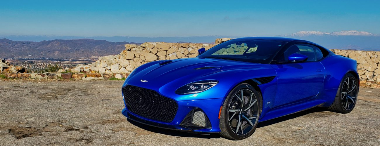 Aston Martin DBS Superleggera,