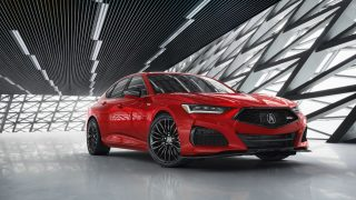 2021 Acura TLX Marks a Return to Form