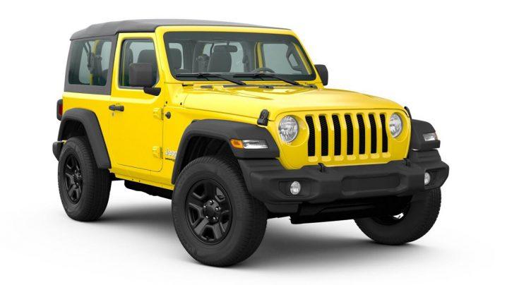 Base Camp: 2020 Jeep Wrangler Sport