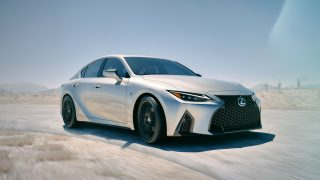 Lexus Driving Signature