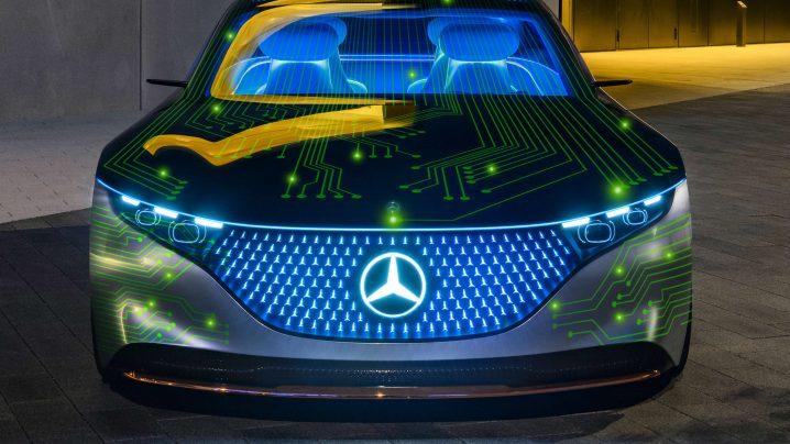 Mercedes OS
