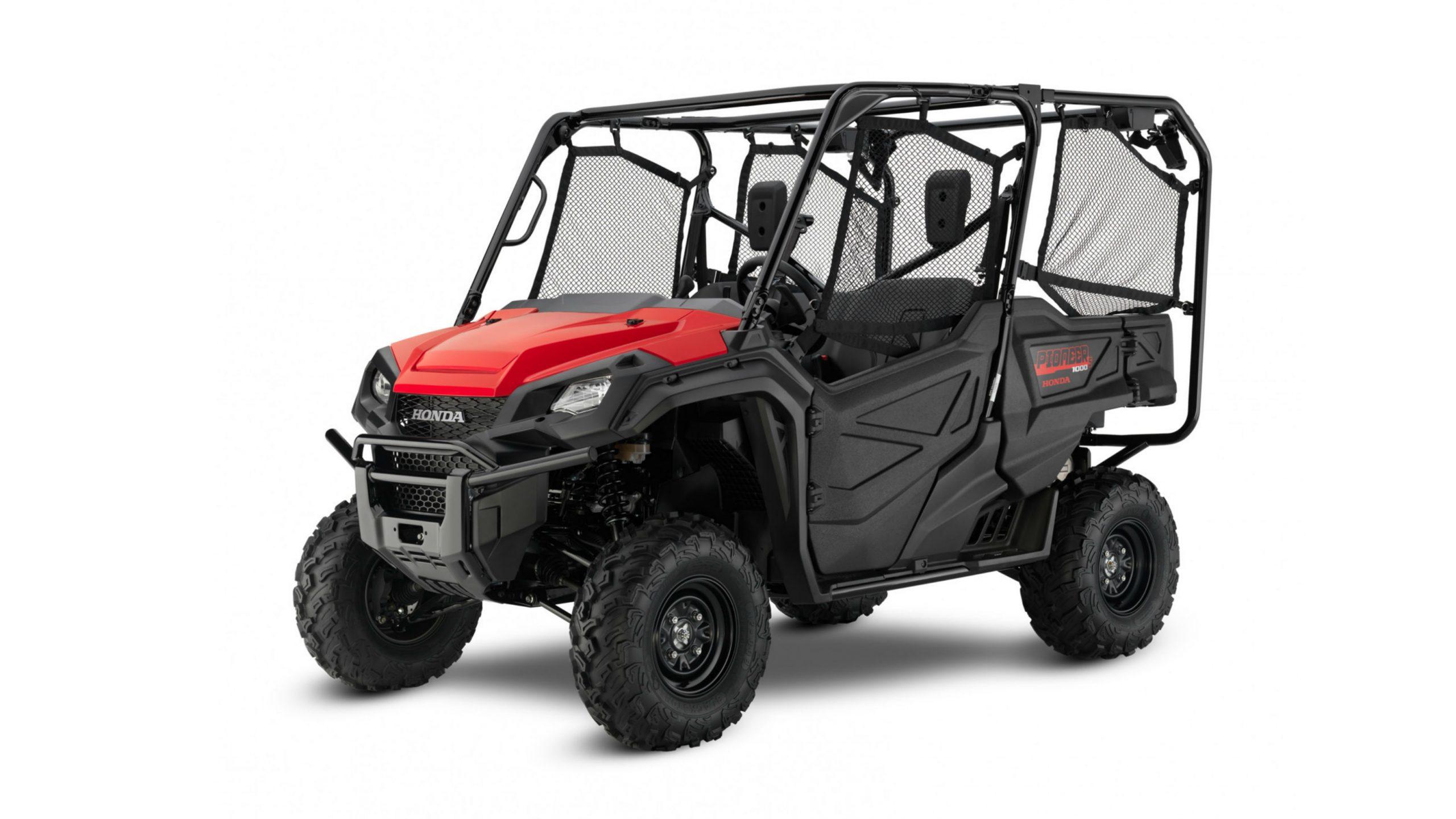 FourTrax multipurpose ATV
