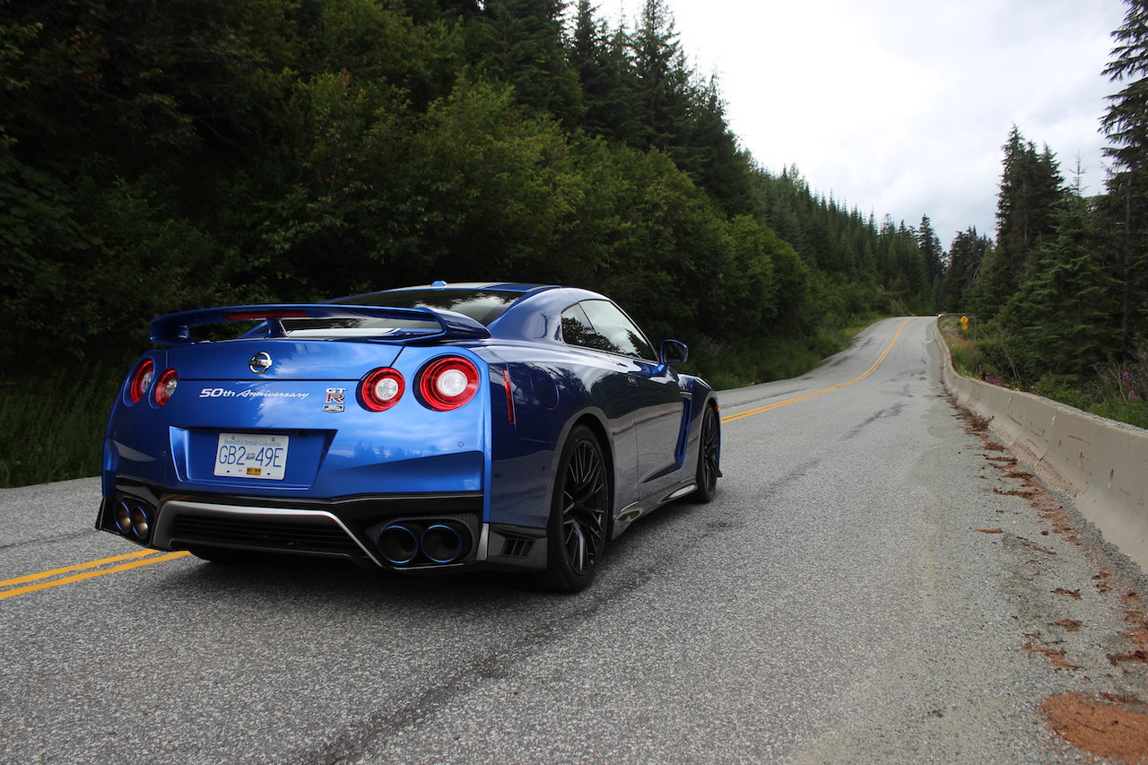 review: 2020 nissan gt-r 50th anniversary edition - wheels.ca